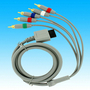 For Nintendo Wii AV Audio Video Component HD Cable HDTV