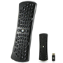 Mini 2.4GHz Wireless Fly Air Mouse Keyboard Key For PC