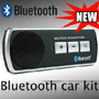 NEW BLUETOOTH HANDSFREE CAR KIT SPEAKER FOR CELLPHONE