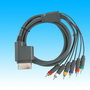 New For Xbox 360 Component HD High Definition AV Cable