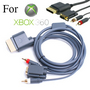 New High Definition AV VGA Cable for Xbox 360