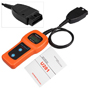 U281 OBD 2 Can Bus Scanner Code Reader AirBag ABS Reset Tool