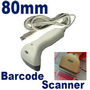 USB 80mm Long Range CCD BARCODE SCANNER BAR CODE Reader