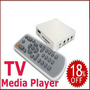 USB HDD SD MMC Card Reader Media Player to TV HDTV New