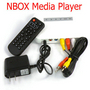USB NBOX HDD TV RM RMVB MP3 Divx SD Card Media Player
