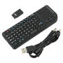 Wireless Rii Mini Keyboard TouchPad Mouse for PC Laptop