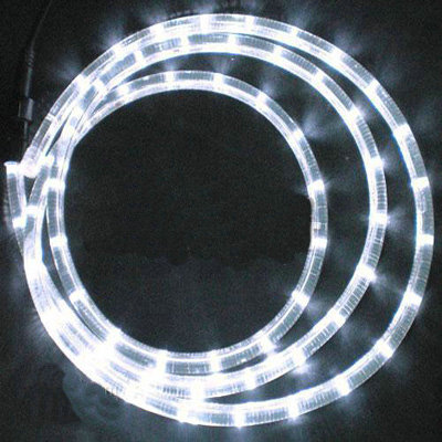 6 6 Ft Flexible White Led Rope Light Ceilings Decks L38