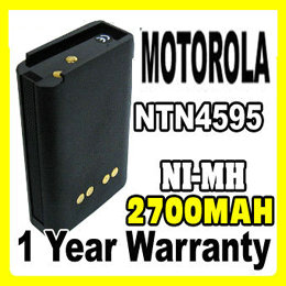 MOTOROLA NTN4595B Two Way Radio Battery,NTN4595B battery