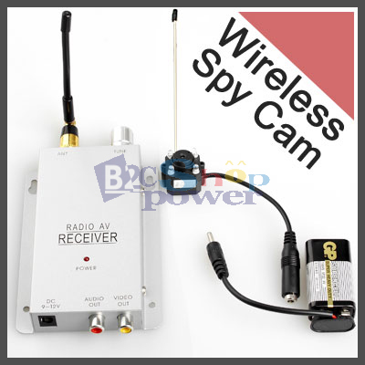 Pinhole Camera Spy