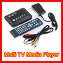 Multi TV Media Player HDMI 1080P HD USB SD MMC RMVB MP3 AVI MPEG Divx MKV